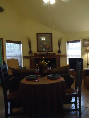 Romantic Oklahoma Cabin and Cottage Rentals!